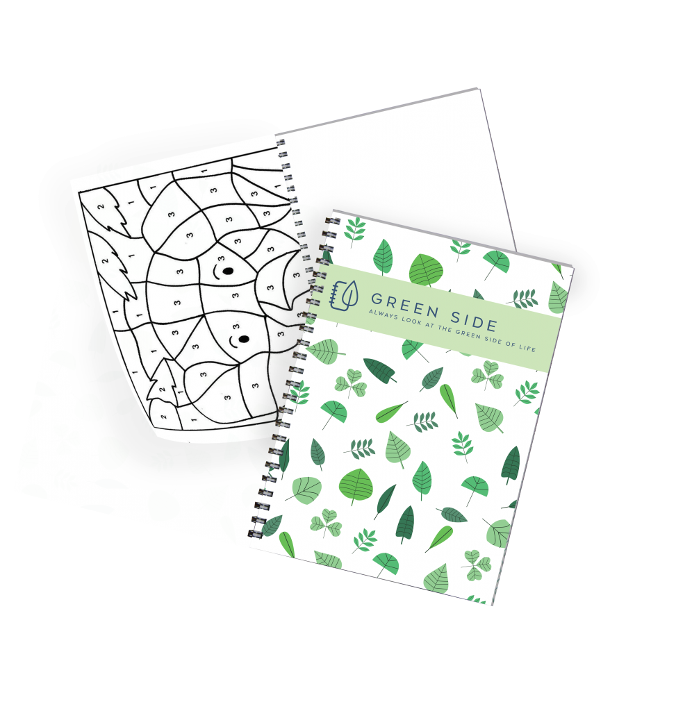 Green side online notitieboek