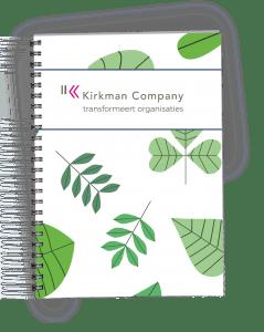 Duurzaam notitieboek